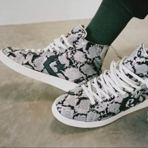 Snakesquins Pro Leather Converse